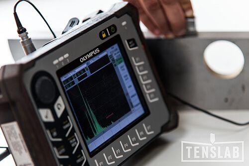 badania ultradźwiękowe UT