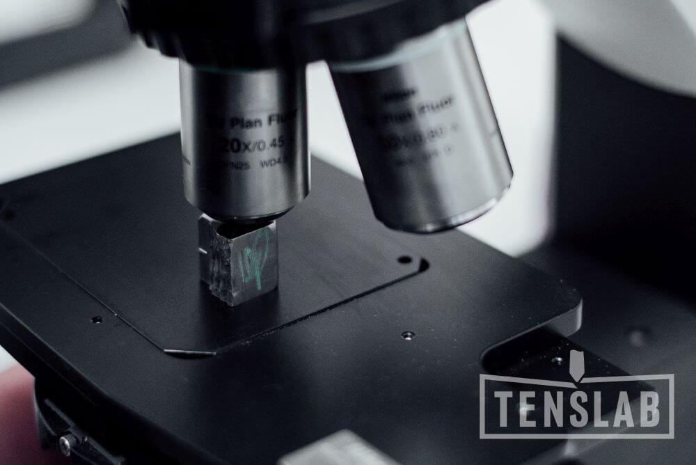 badania metalograficzne